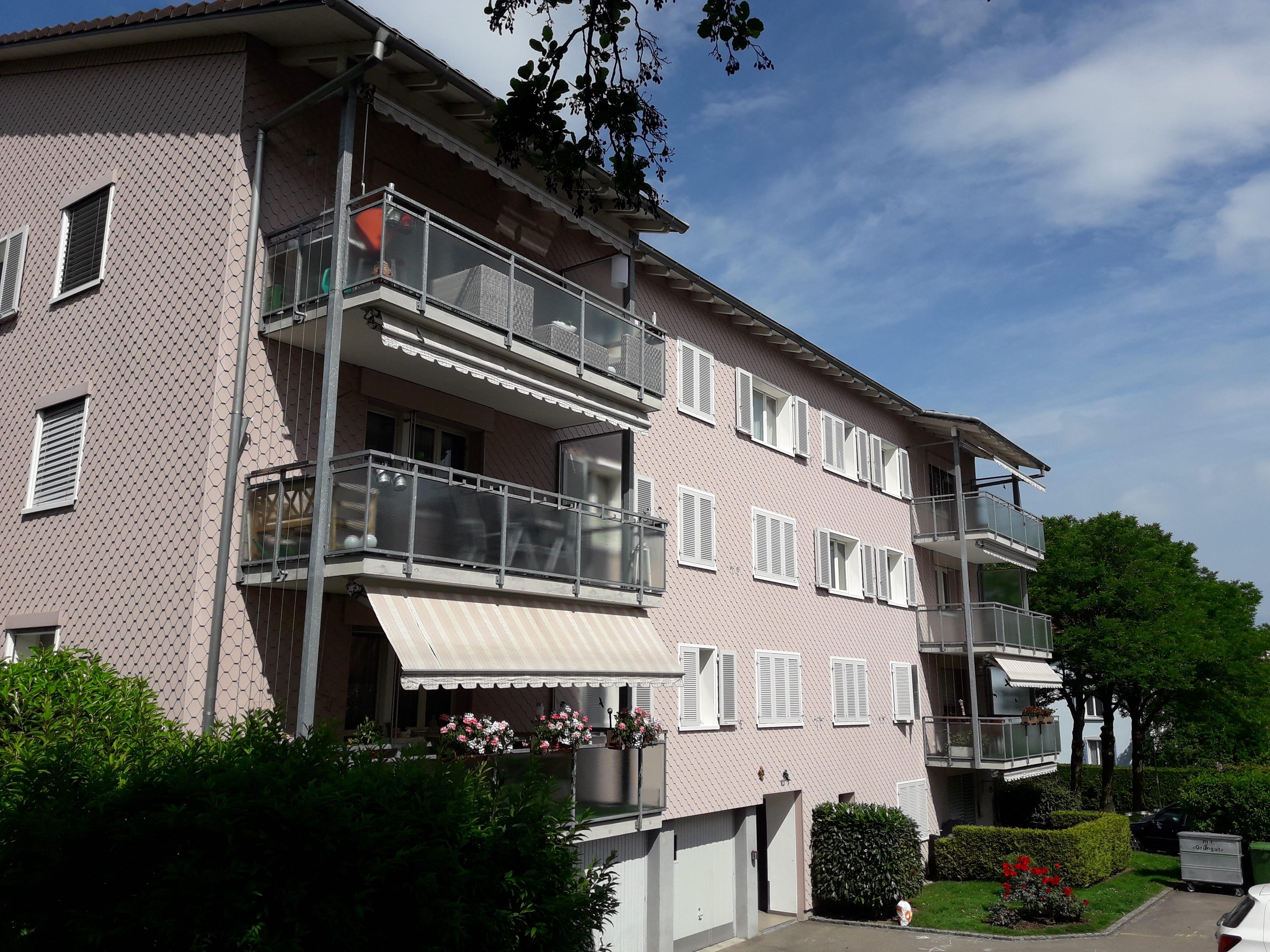 4 Zimmer Wohnung, Schurtannenweg 14, 9400 Rorschach SG