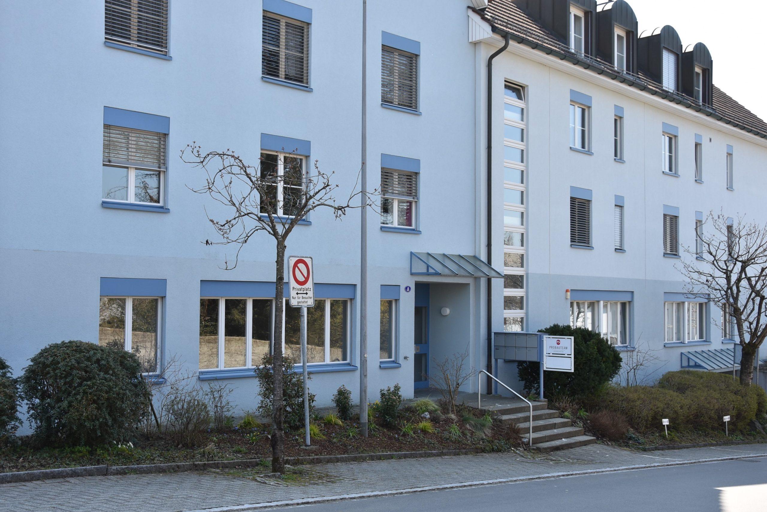 Büroräume – Dietlistrasse 8, 9000 St. Gallen