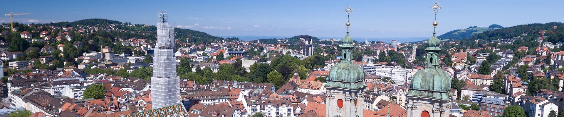 Wohnungen Stadt St. Gallen