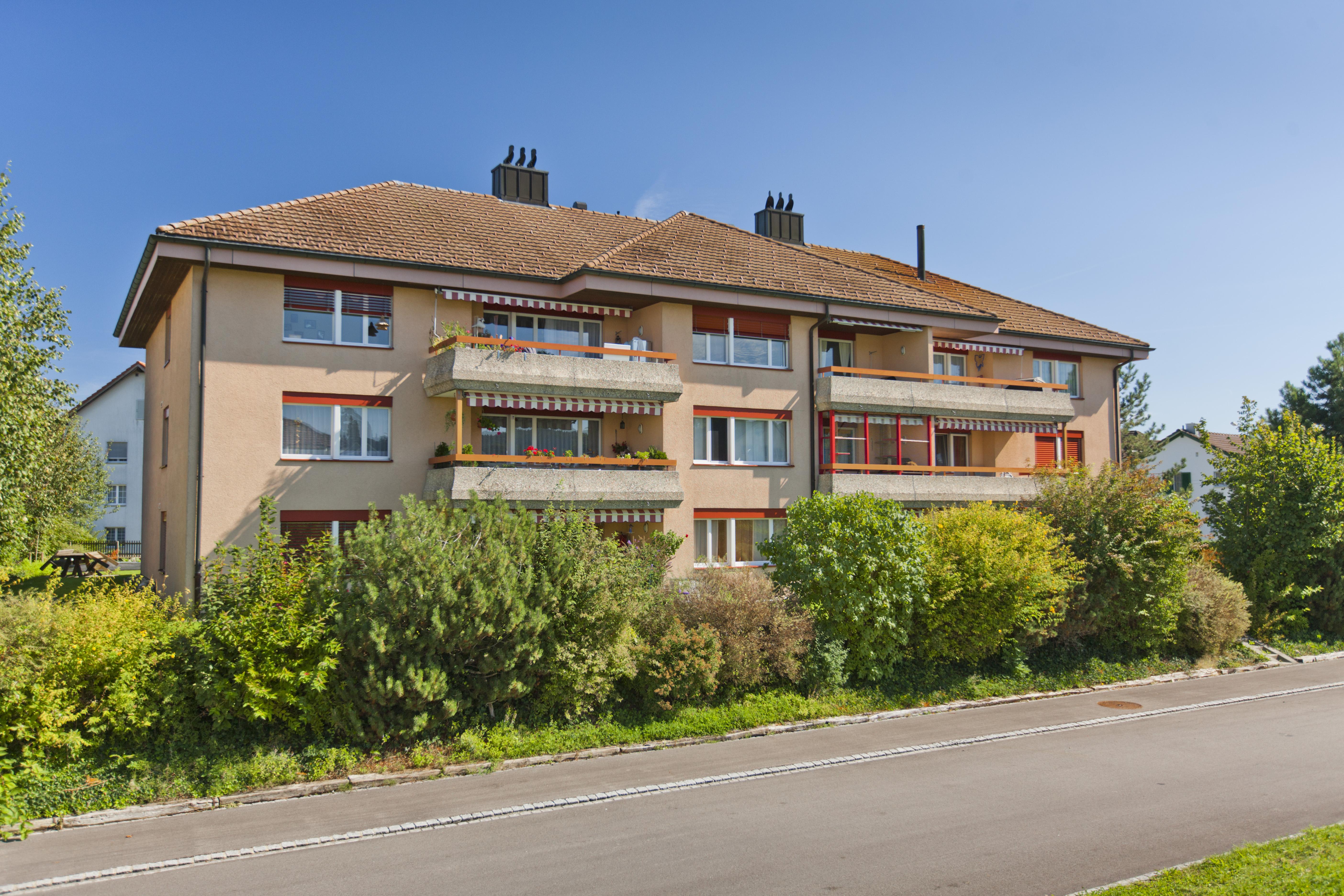 4,5 Zimmer Wohnung – Obstgartenstrasse 4, 9325 Roggwil TG