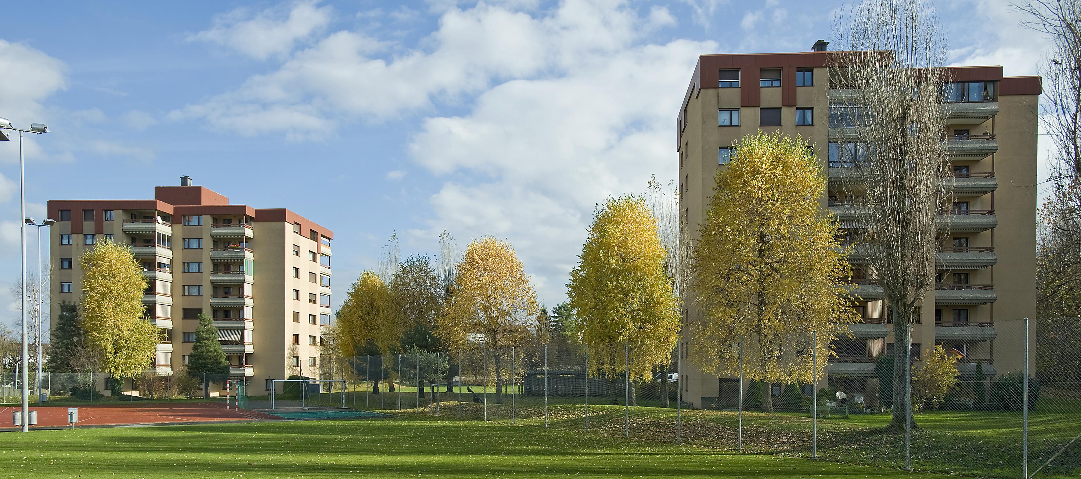 4,5 Zimmer Wohnung – Stelzenrebenstrasse 1, 9403 Goldach SG