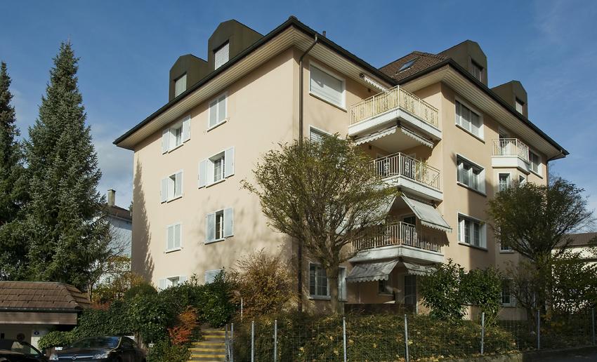 3,5 Zimmer Wohnung – Feldlistrasse 19, St. Gallen
