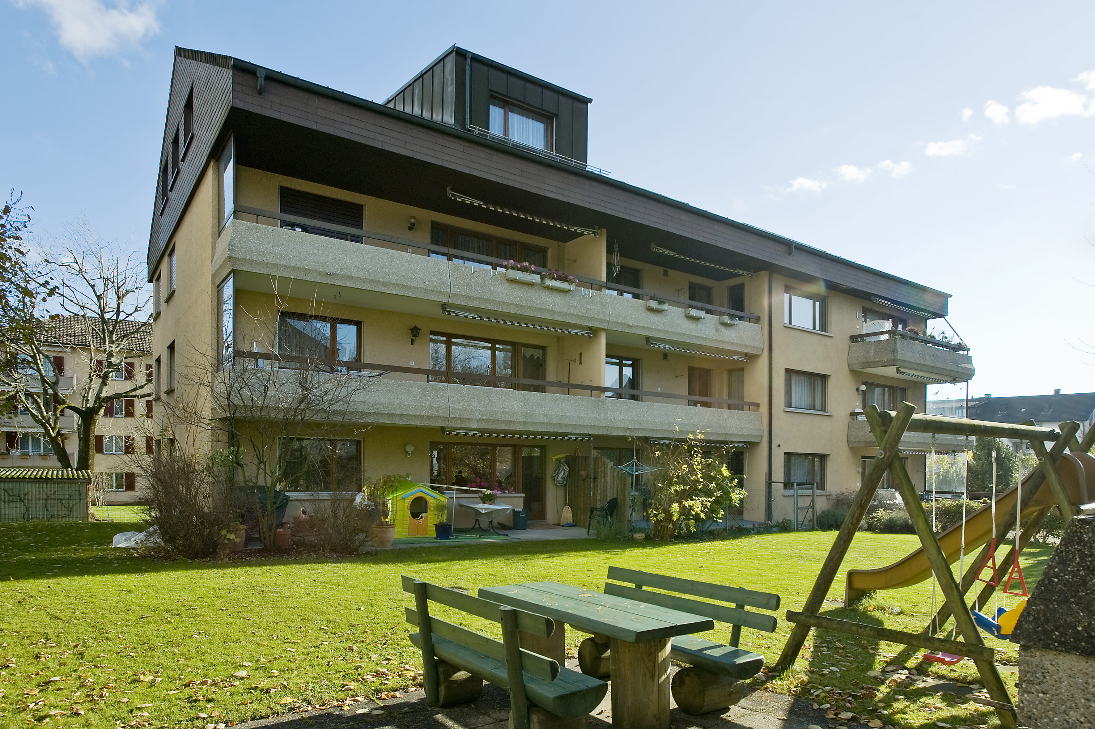 4,5 Zimmer Dachwohnung – Feldeggstrasse 33, 8590 Romanshorn TG